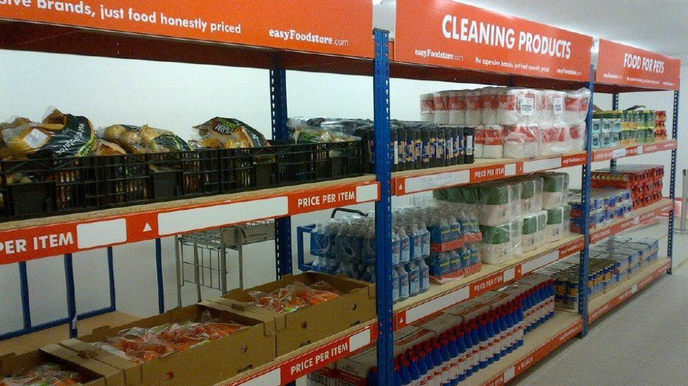 supermercado low cost