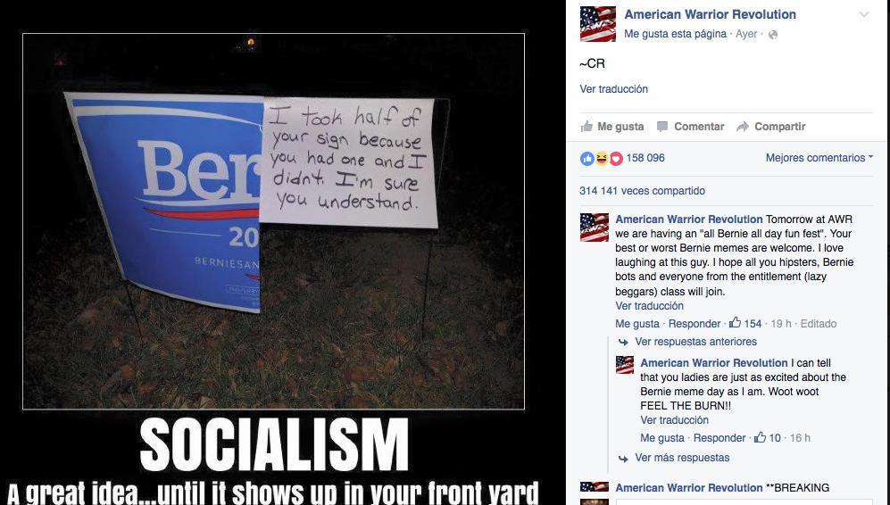 Bernie Sanders-Meme-Facebook 02