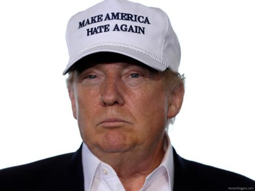 Clif Dickens-Donald Trump-slogan