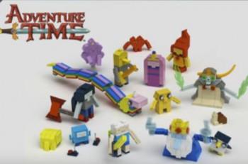 Hora de Aventura-Lego-YouTube