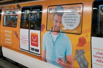 aliexpress metro madrid 2