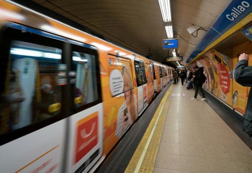 aliexpress metro madrid