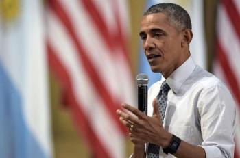 el reloj de obama