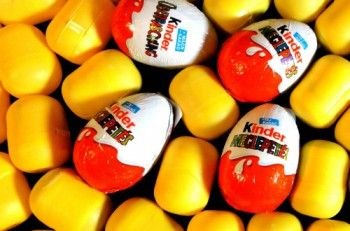 huevos kinder 5