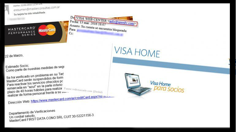 mastercard visa estafa 3