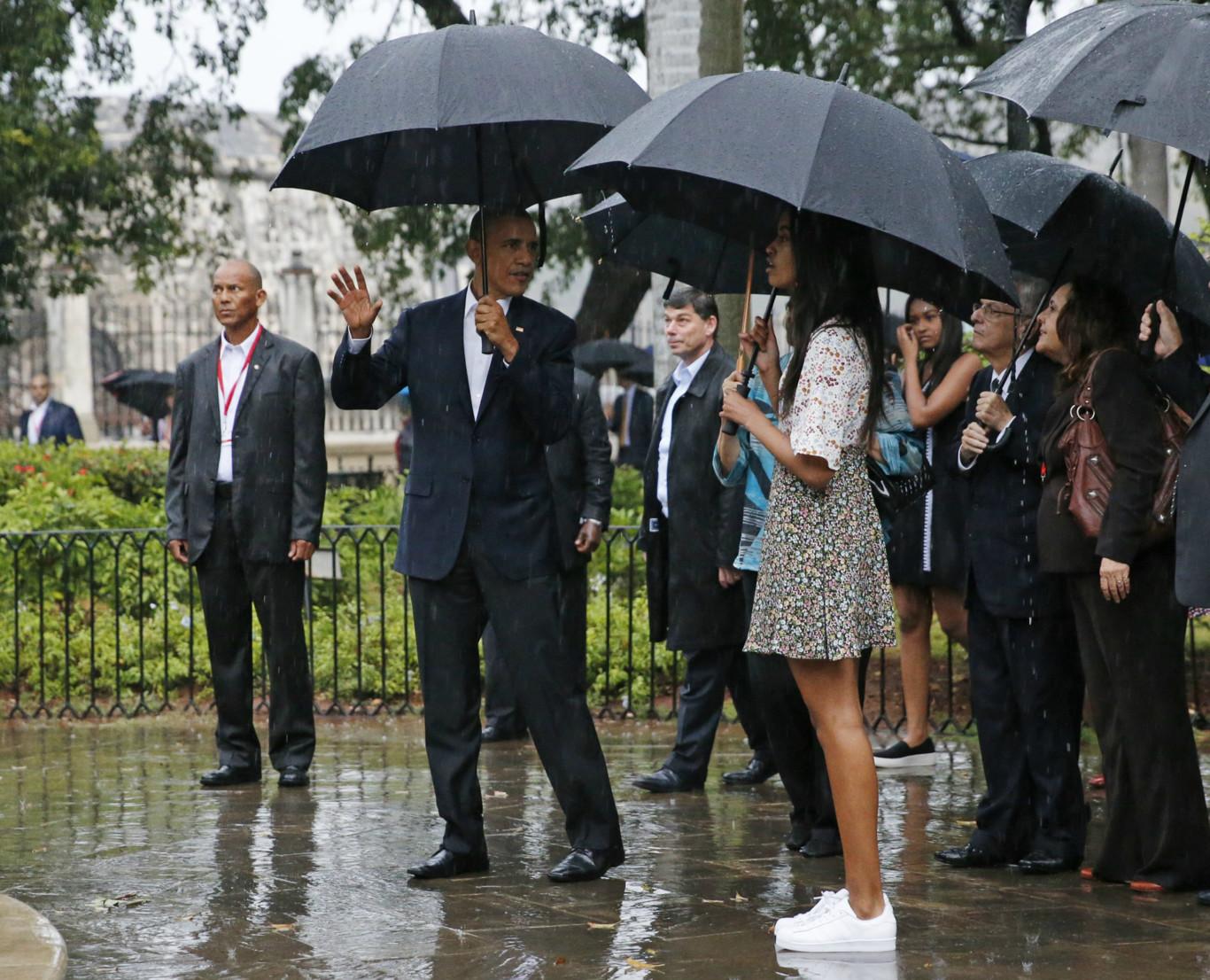 mujeres de obama