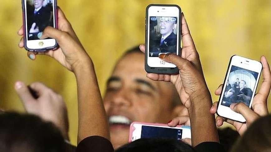 obama snapchat