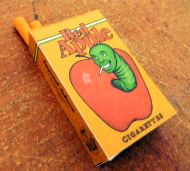 red apple cigarrettes