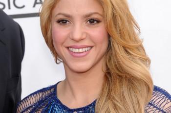 LAS VEGAS - MAY 18:  Shakira arrives to the Billboard Music Awards 2014  on May 18, 2014 in Las Vegas, NY