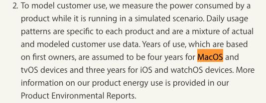 Apple OSX