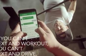 Honda-Texting-YouTube