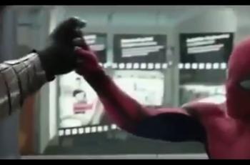 Marvel-Civil War-SpiderMan-YouTube