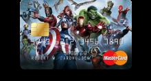 Marvel-Master Card