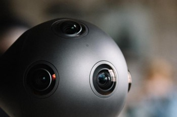 Ozo Nokia realidad virtual