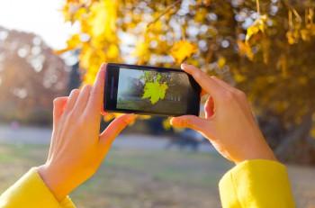 Smartphone camara