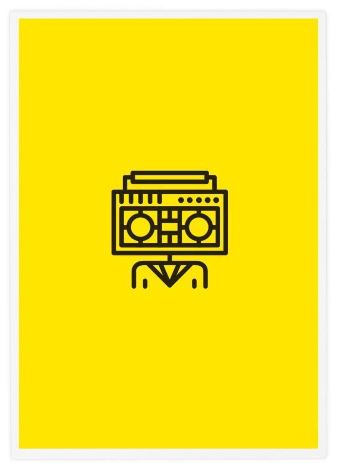 Identificas El Logo Estas Bandas De Rock Hechos Con Dibujos