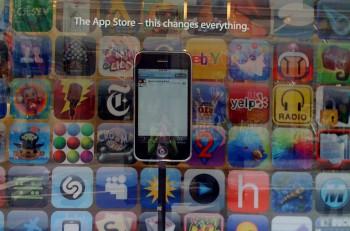 App Store. Imagen: Flickr.