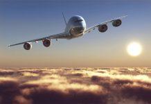 avión-vuelo