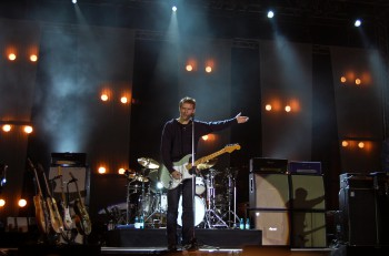 Bryan Adams Performing Live in Bucharest, Romania on September 20, 2009