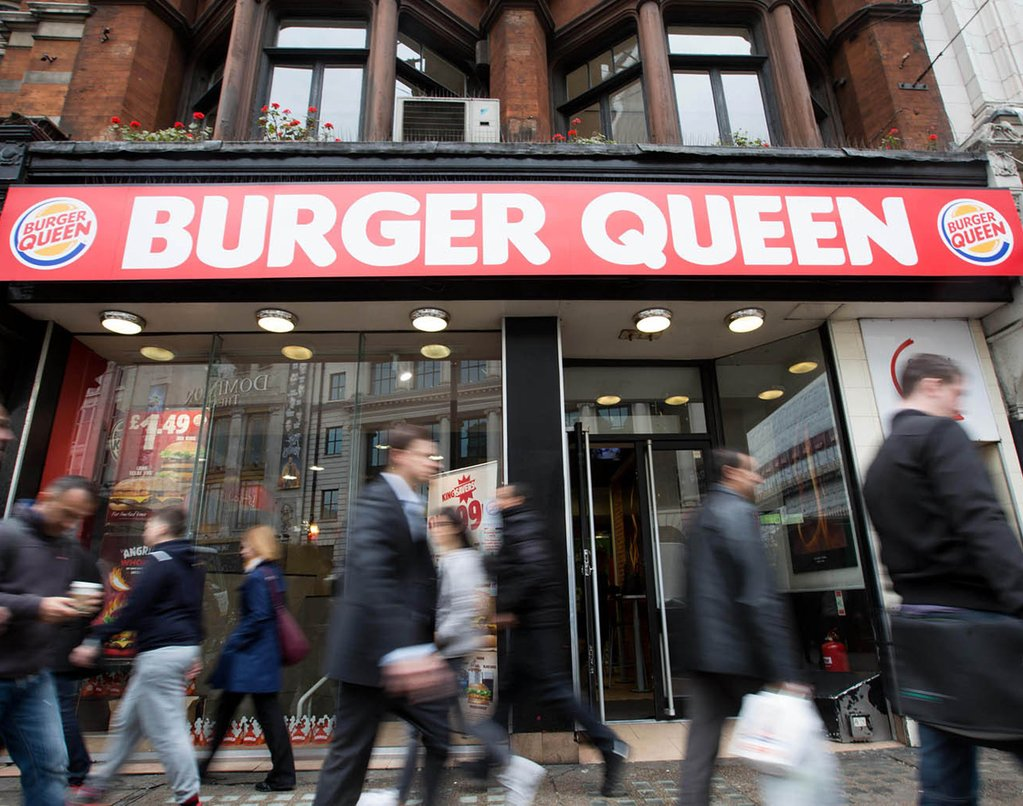 burger king-burger queen