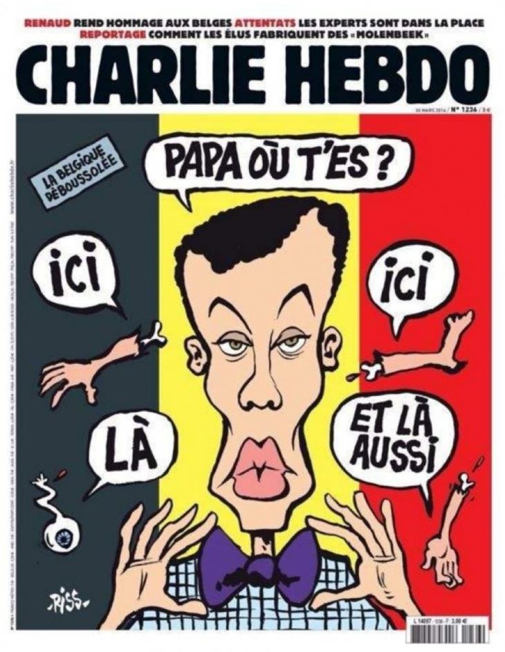 charlie hebdo belgica
