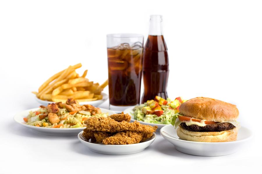 Fondo Para Comida Rapida: Empleados De Restaurantes De Comida Rápida Revelan Lo Que