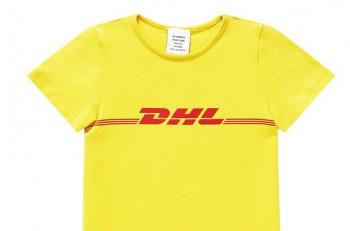 DHL. Imagen: Vetements.