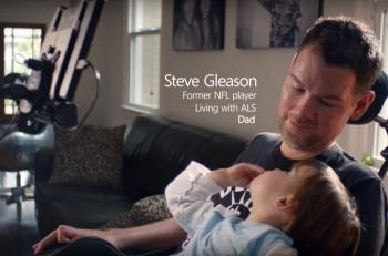 Aspecto de la campaña de Microsoft: #empowering. Imagen: YouTube.