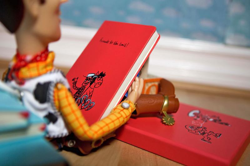 moleskine toy story 2