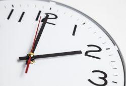 Cuándo cambia el horario
