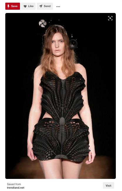 3D Print Fashion Show