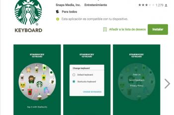 Emojis de Starbucks