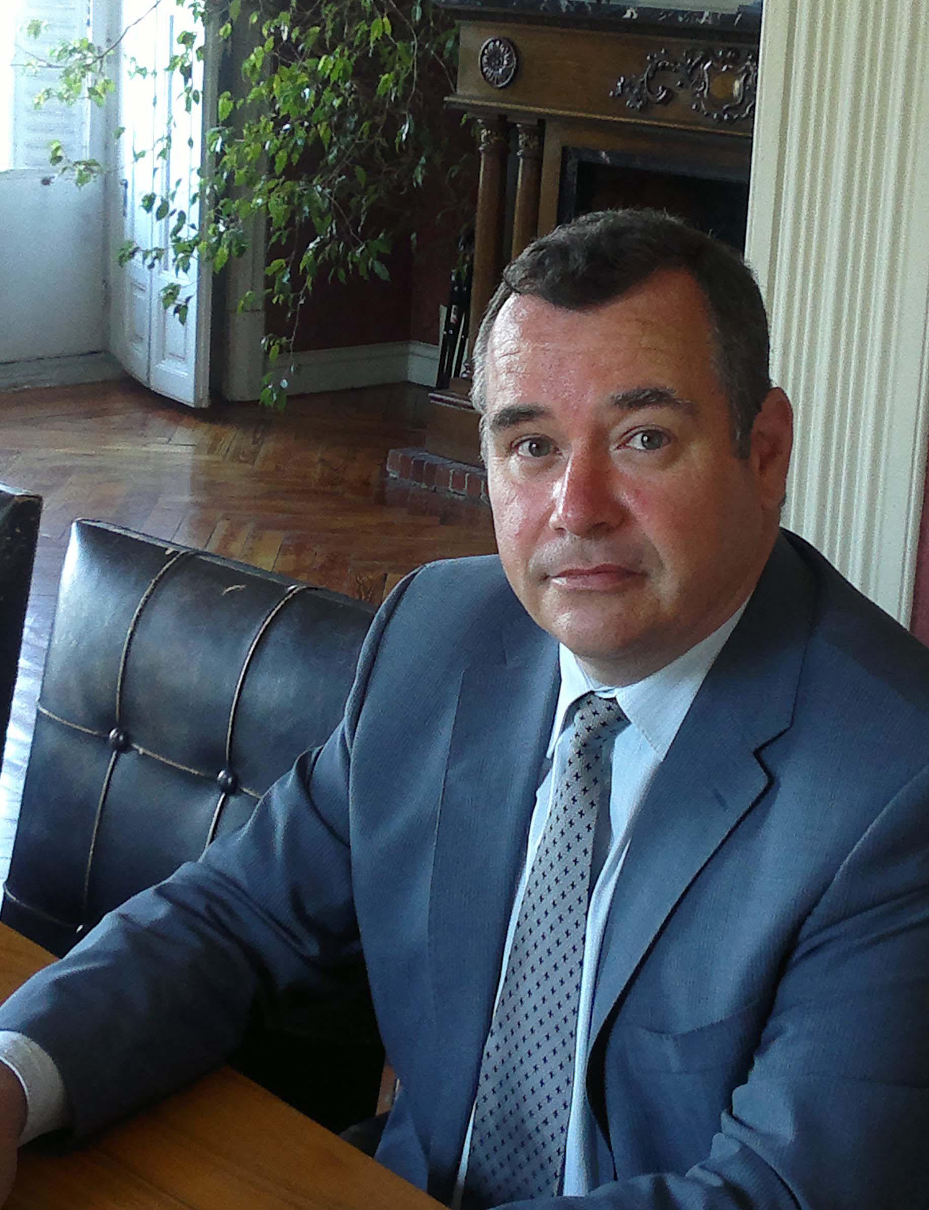 Jaime Avila (Dtr Gral Recursos de Mercado) 1