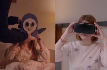 Samsung VR Realidad virtual