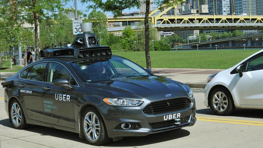 Uber autonomo sin conductor