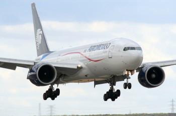 Aeroméxico. Imagen: Flickr.