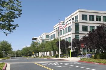 Apple en Cupertino, California. Imagen: Flickr.