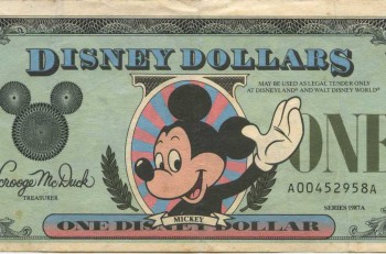 dolares mickey mouse