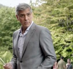 George Clooney para Nesspreso. Imagen: Twitter.