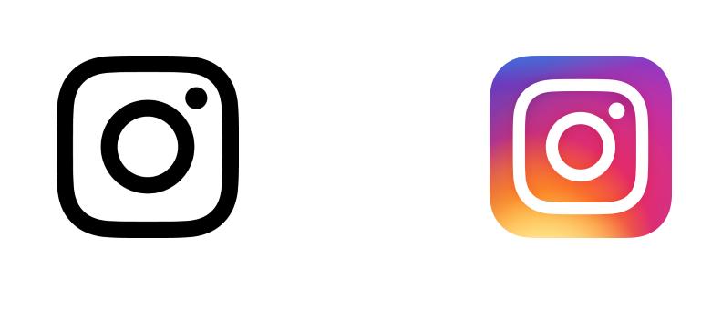 Instagram Cambi 243 Su Logotipo Y El Dise 241 O De Su App