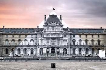 Louvre. Imagen: Twitter.