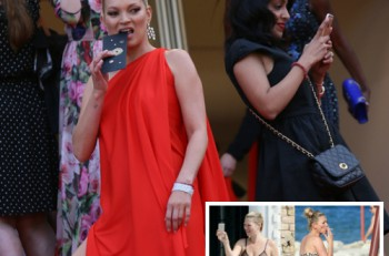 Kate-Moss en Cannes