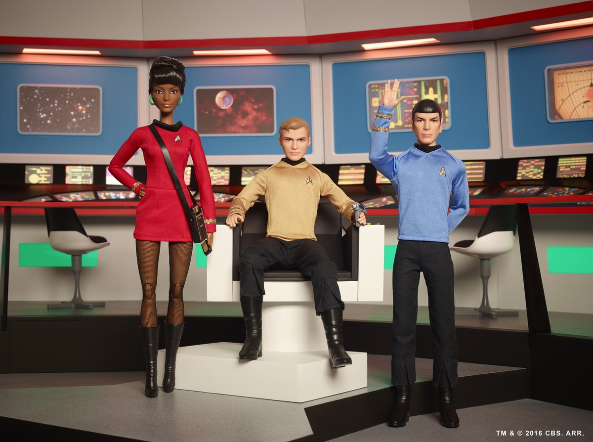 Barbie tendrá su propia tripulación de Star Trek | Revista Merca2.0 |
