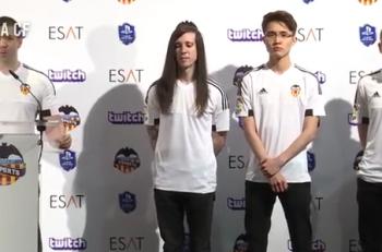 Valencia FC-eSports-YouTube