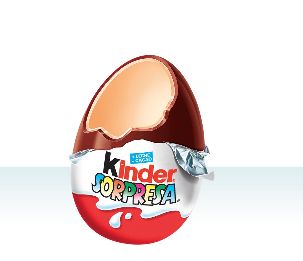 c5d55eca1ad El problema para la marca de chocolate Kinder Sorpresa es en Reino Unido