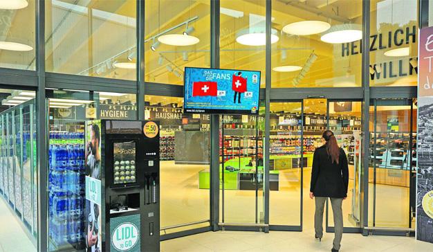 Este podría ser el supermercado del futuro, según Lidl   Revista ...