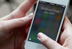 Siri habló sobre el vento Apple