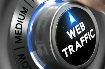 trafico en internet