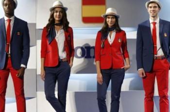 uniforme españa olimpiadas