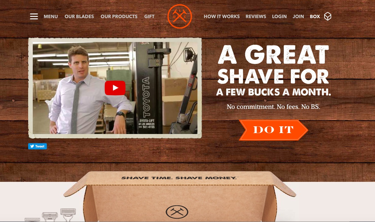 why unilever really bought dollar shave club bloomberg - 815×544